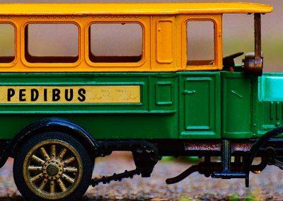 Le Pédibus est de retour !